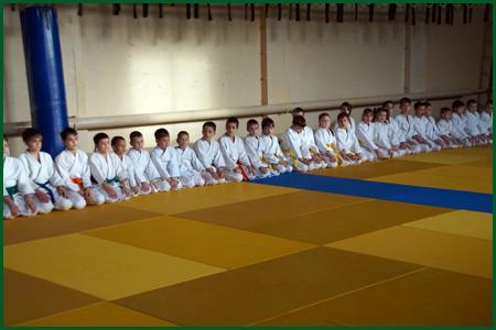 2-ой Внутриклубный установочный семинар детских групп Кстовского Клуба Айкидо_2013